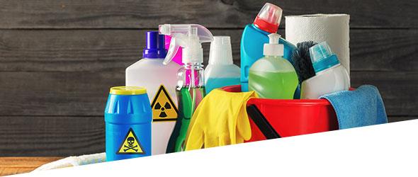 Des produits dangereux, on en trouve dans toutes les entreprises. Voici comment y faire face.