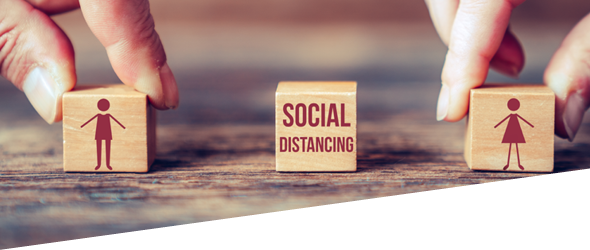 Hulp nodig bij het invoeren van de social distancing maatregelen op de werkvloer?
