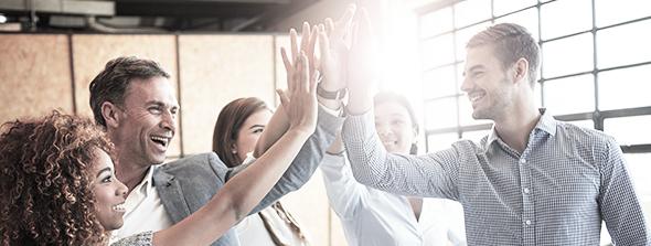 SOS teamspirit: drie essentiële bouwstenen voor een goed team