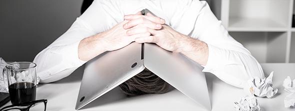identifier symptômes du stress