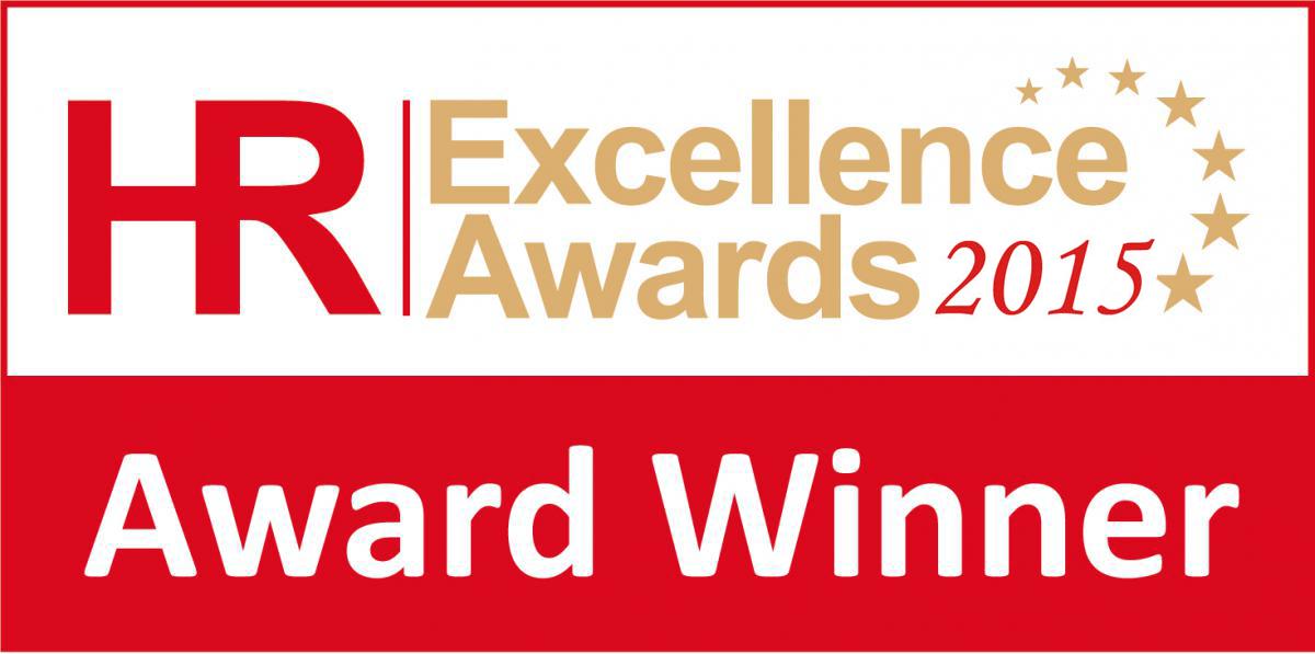 HR Excellence Award Winner 2015