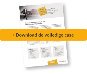 Audi Case study Attentia