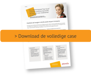 Brussels Airport case study Attentia