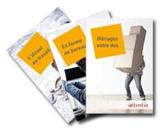 Brochures d'information prévention & protection