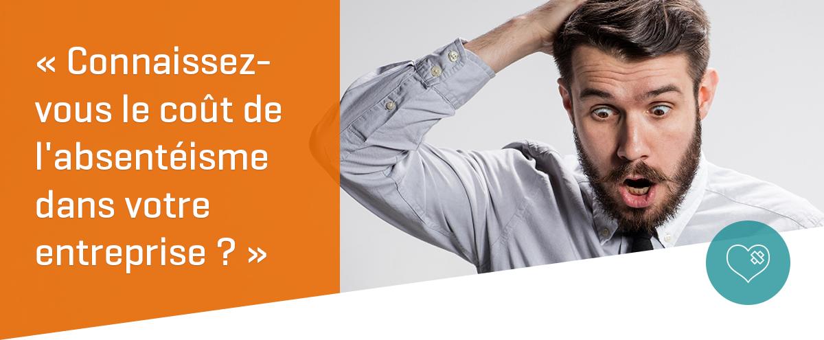 Connaissez-vous le coût de l'absentéisme dans votre entreprise ?