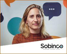Sarah Vermeersch, Responsable RH chez Sobinco